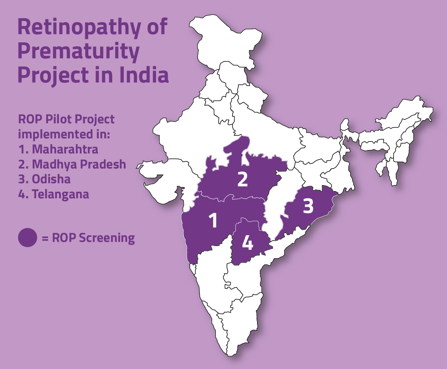 ROP-Project-in-India-Map